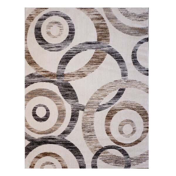 Spheres New Style Ivory Area Rug by Avenue 33