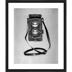 Vintage Photography I Framed Photographic Print by PTM Images
