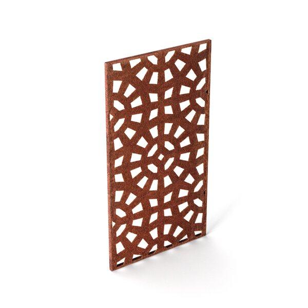 3.5 ft. H x 2 ft. W Fence Panel by Veradek