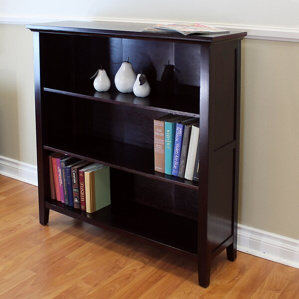 Quinones Standard Bookcase by Darby Home Co