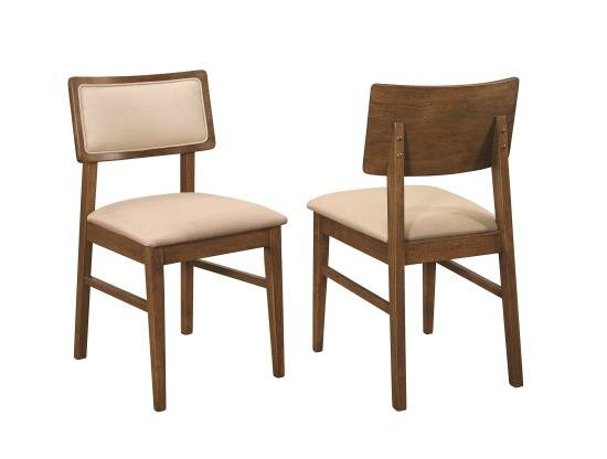 Dinsmore Upholstered Dining Chair (Set of 2) by George Oliver