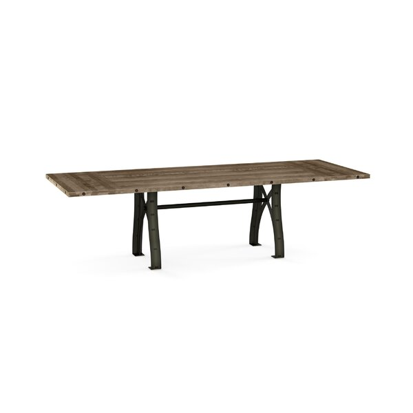 Everly Extendable Dining Table by 17 Stories 17 Stories