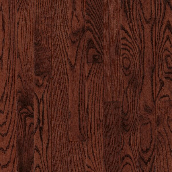 Westchester 3-1/4 Solid Oak Hardwood Flooring in Cherry by Bruce Flooring
