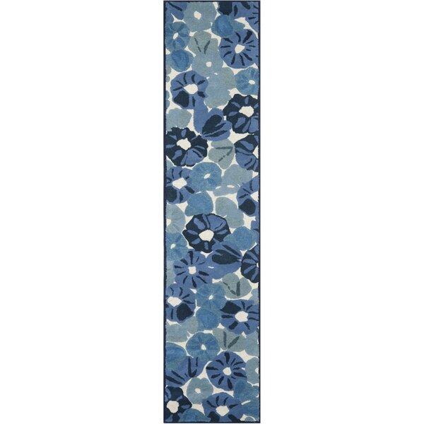Martha Stewart Azurite Blue Area Rug by Martha Stewart Rugs