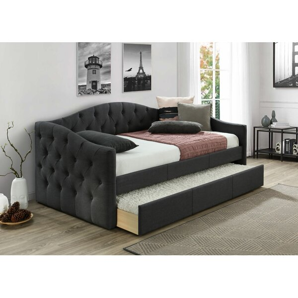 Montvale Twin Daybed With Trundle By Latitude Run
