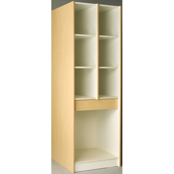 Music 4 Tier 2 Wide Commercial Locker by Stevens ID Systems