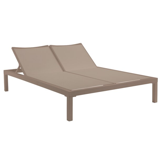 Renae Double Chaise Lounge