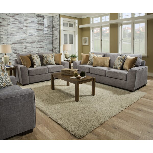 Ackers Brook Configurable Living Room Set by Zipco