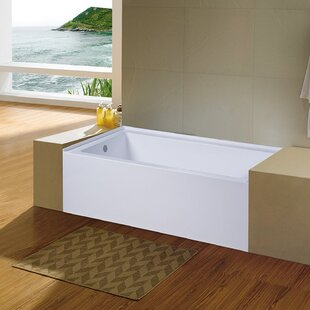 Looking for Nova 60'' x 32'' Alcove Soaking Bathtub By Eviva