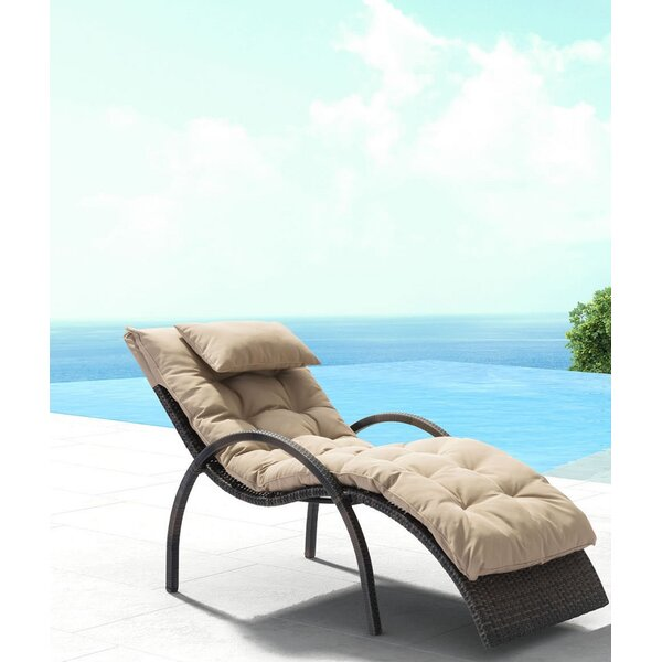 Ebbert Beach Lounge Patio Chair by Brayden Studio