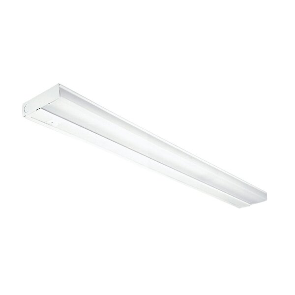 33 Fluorescent Under Cabinet Bar Light by NICOR Lighting