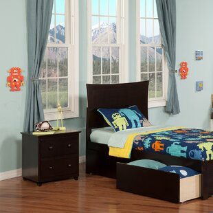 Affordable Price Amy Twin Mate's & Captain's Bed with Drawers ByLatitude Run