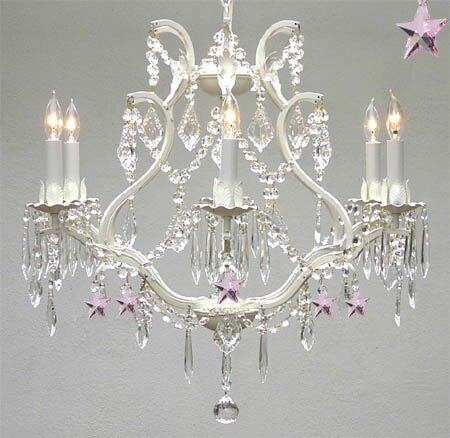 Douglas Forge 6-Light Candle Style Empire Chandelier by Harriet Bee Harriet Bee