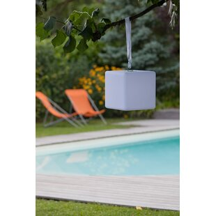 Read Reviews Dice 1-Light LED Poolside or Floating Light By Smart & Green