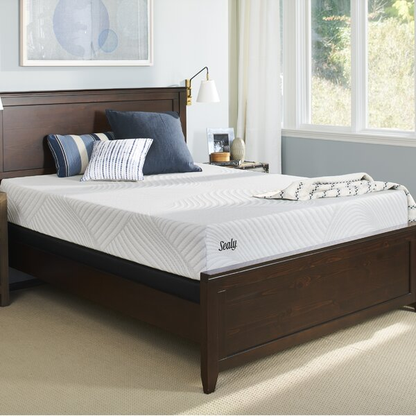 Conform™ Essentials 10.5 Cushion Firm Mattress and Box Spring by Sealy