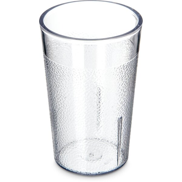 5 oz. Plastic Every Day Glass (Set of 12) by Carlisle Food Service Products