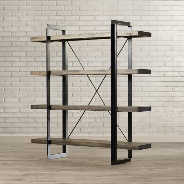 Brookside Etagere Bookcase by Union Rustic