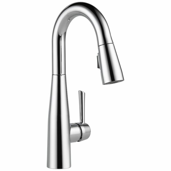 Essa Pull Down Bar Faucet with MagnaTite® Docking by Delta