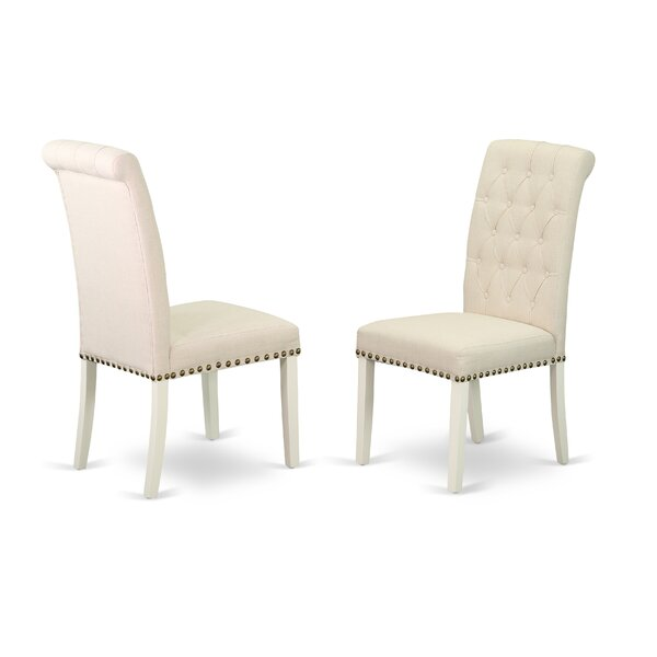 Modern Dancy Upholstered Dining Chair (Set Of 2) By Charlton Home 2019 Online