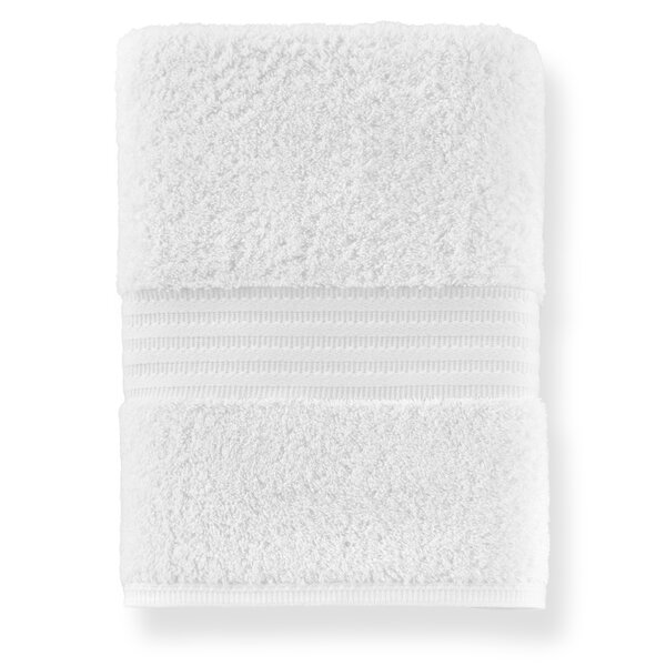 Fanfare Egyptian-Quality Cotton Hand Towel by Peacock Alley