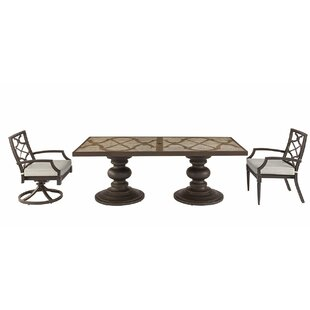 Euston 5 Piece Dining Set By Canora Grey