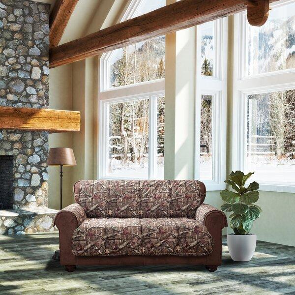 Breakup Infinity Box Cushion Sofa Slipcover By Mossy Oak