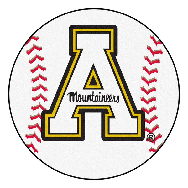 NCAA Appalachian State Baseball Mat by FANMATS