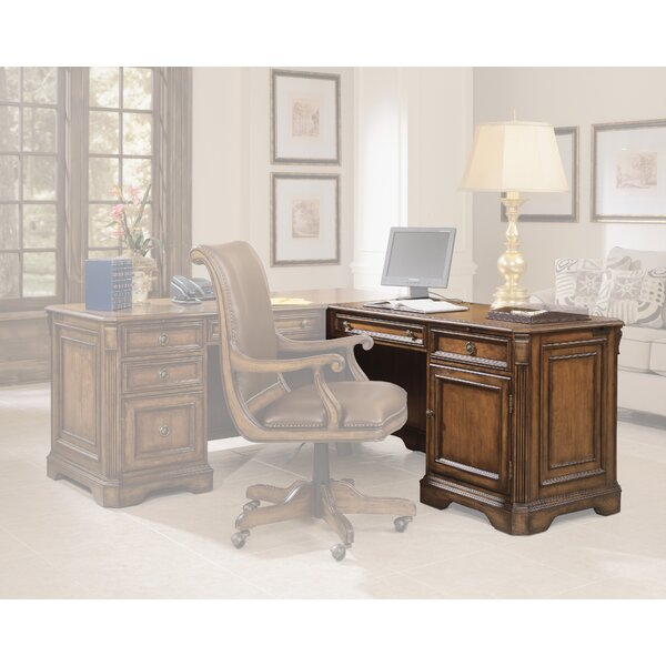 Brookhaven 30.5 H x 50 W Desk Return by Hooker Furniture