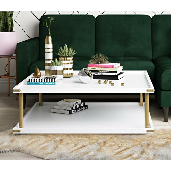 Compare prices Volta Coffee Table by CosmoLiving by Cosmopolitan