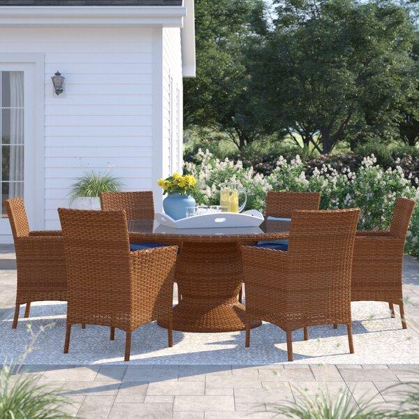 Waterbury Patio Dining Set by Sol 72 Outdoor