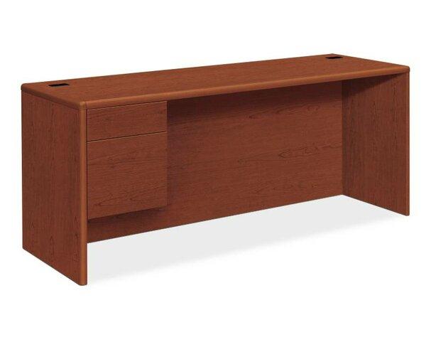 10700 Series Executive Desk by HON