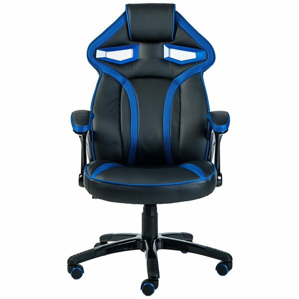 LaMattina Series Gaming Racing Style Swivel Office Chair by Ebern Designs