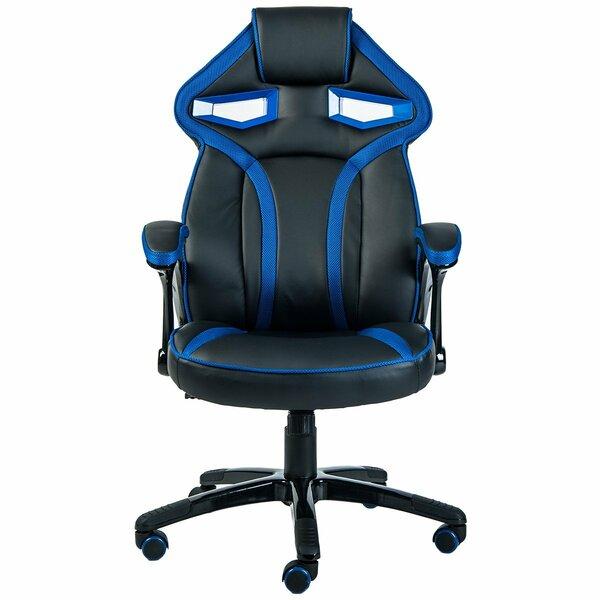 LaMattina Series Gaming Racing Style Swivel Office Chair by Ebern Designs