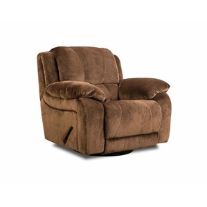 Craig Manual Swivel Glider Recliner by Simmons Upholstery by Darby Home Co