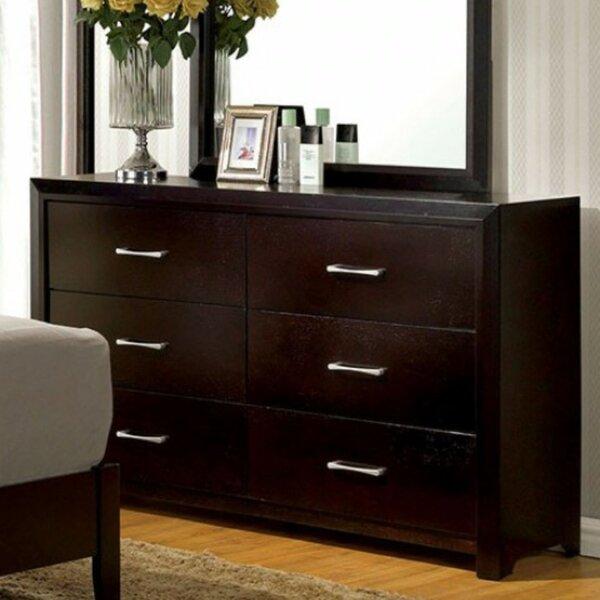 Ziyan Spacious Double Dresser by Red Barrel Studio