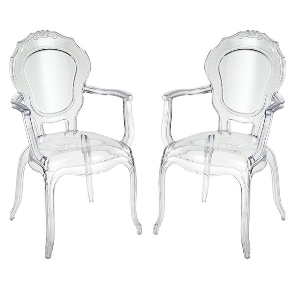 Prater Side Chair (Set of 2) by Rosdorf Park