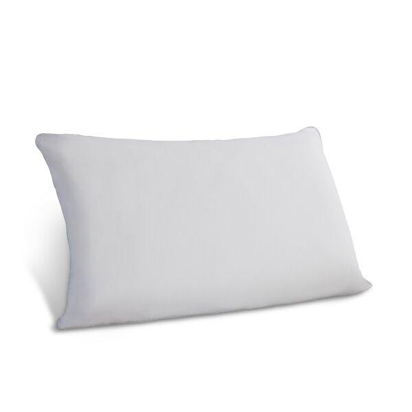 Sleep Essentials Bed Memory Foam Standard Pillow by Comfort Revolution