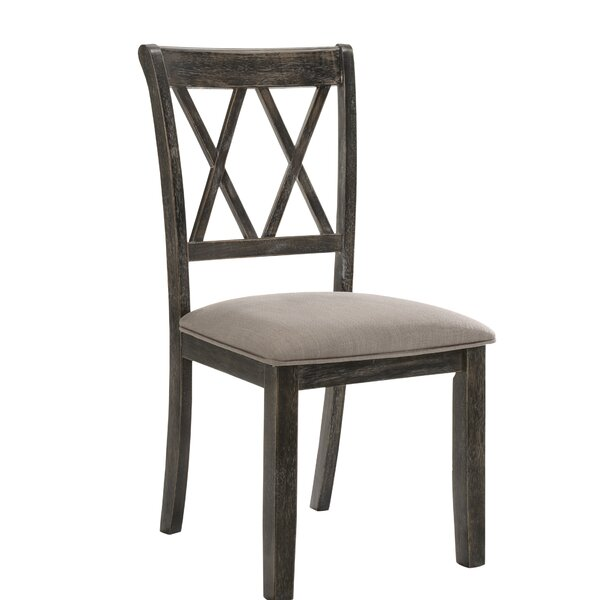 Damron Dining Chair (Set of 2) by Gracie Oaks