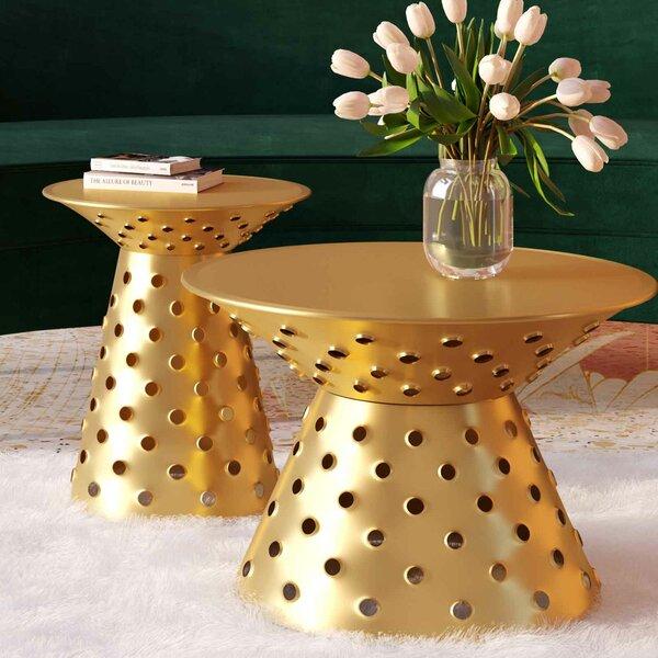 Johnie End Table By Mercer41