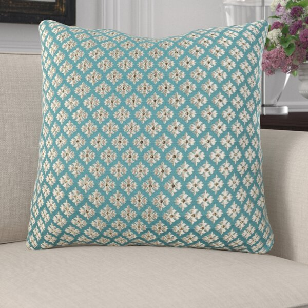 Fee Throw Pillow by Astoria Grand