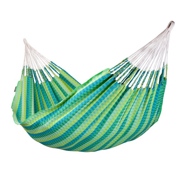 CAROLINA Double Cotton Tree Hammock by LA SIESTA