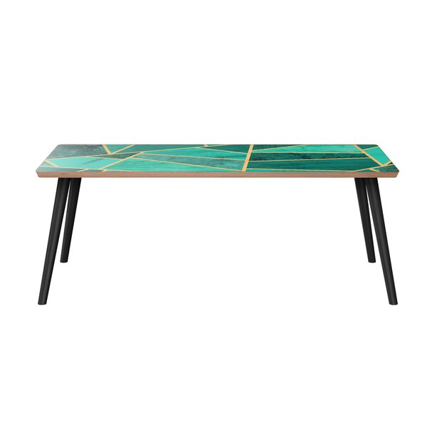 Fernville Coffee Table by Bungalow Rose Bungalow Rose