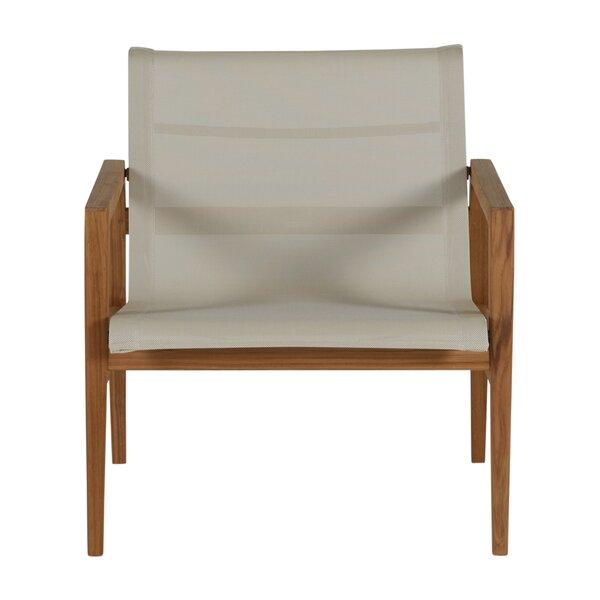 Coast Teak Patio Chair by Summer Classics Summer Classics