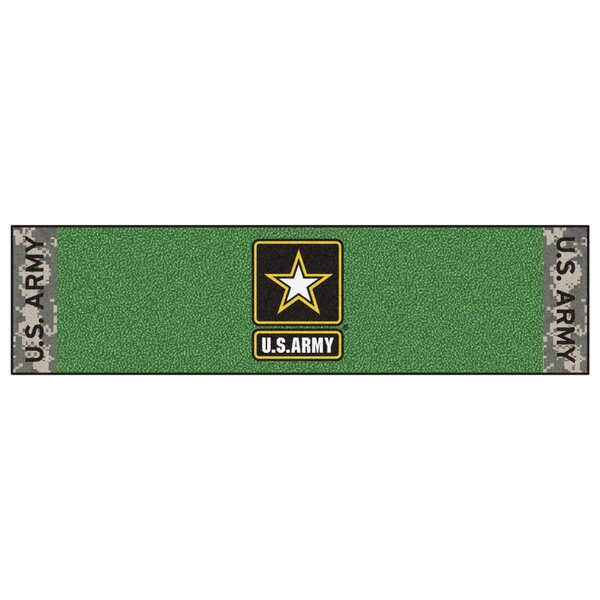 Military U.S. Army Putting Green Mat by FANMATS
