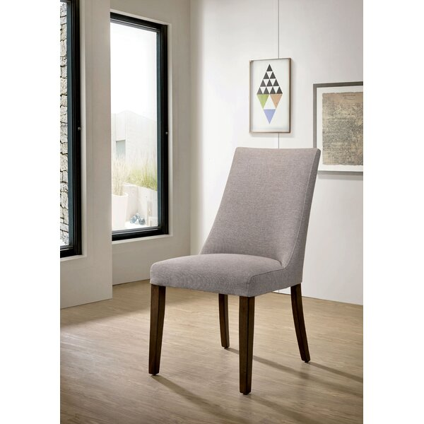 Amazing Rawson Upholstered Dining Chair By Gracie Oaks New