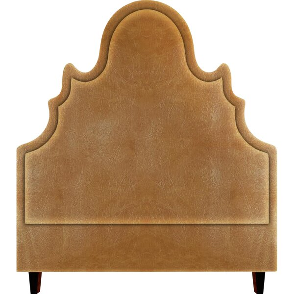 Amalie Upholstered Panel Headboard by My Chic Nest My Chic Nest