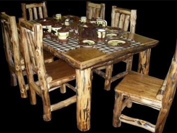 Amias Solid Wood Dining Table by Millwood Pines