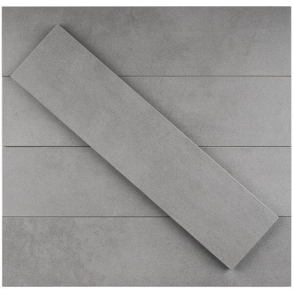 Platino Le Leghe 3 x 12 Porcelain Subway Tile