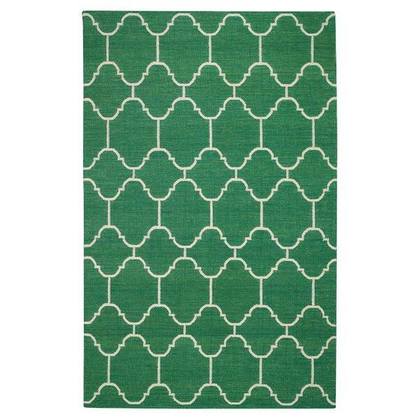 Serpentine Emerald Area Rug by Genevieve Gorder Rugs