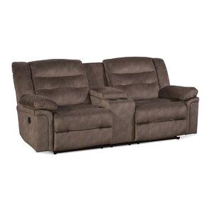 serta upholstery charlestown double recliner reclining loveseat - Loveseat Recliners